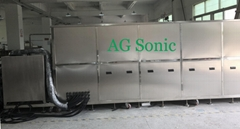 28khz Truck engines ,marine parts Industrial ultrasonic cleaner