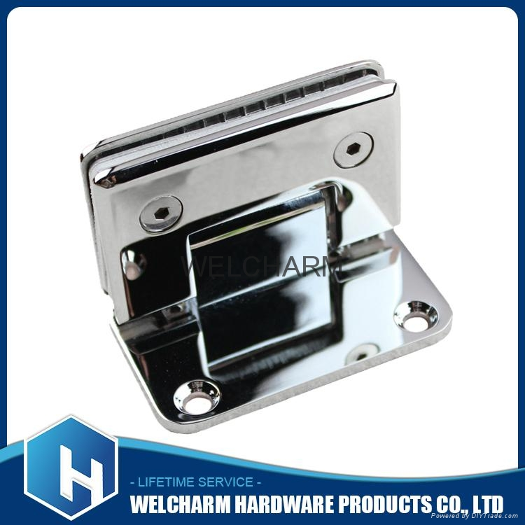 Bathroom clamp/ Bathroom clip mirror