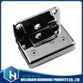 stainless steel door glass clamp