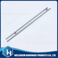 stainless steel handle lock