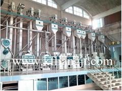 rice milling machine,