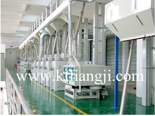 rice milling machine, 2