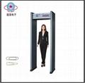 Walk through metal detector CQ-120 1