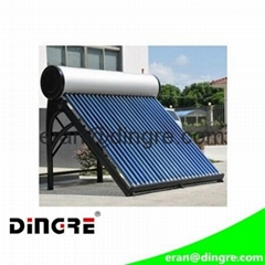 Non-pressurized Solar Water Heater Factory China