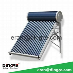 Solar Water Heater Factory China solar collector factory solar system priceDR-15