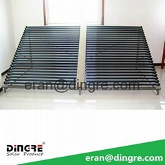 Solar Water Heater Factory China solar collector factory solar system DR15