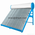 Solar water heater manufacturer China solar geyser DR60 2