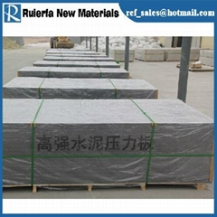 Fire resistant and water resistant Fiber cement board factory China  REF01