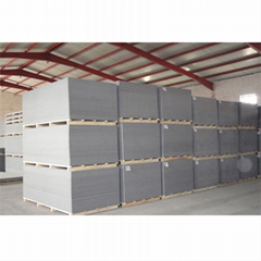 Sound insulation fiber cement board for interior wall and exterior wall REF03