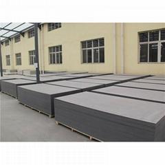 Sound insulation fiber cement board  for exterior wall REF010