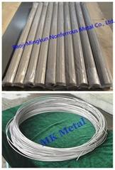 Grade 2 ASTM F67 ASTM B863 titanium and titanium alloy wires