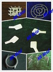 Grade 5 ASTM B265 B348 B861 titanium and titanium alloy stamping parts