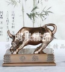 镀铜工艺品摆件批发价格