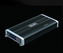 Full range class AB car amplifier