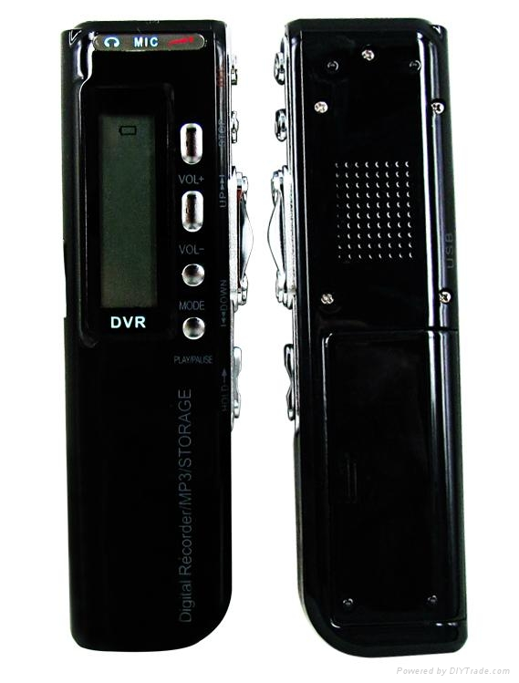 usb voice recorder 8GB for study& conference 3