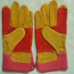 anti cutting working gloves / machenist working gloves