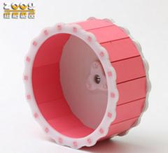 pet running exercise wheel