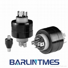 mercury slip ring/contact slip ring