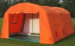 定做大型充气帐篷