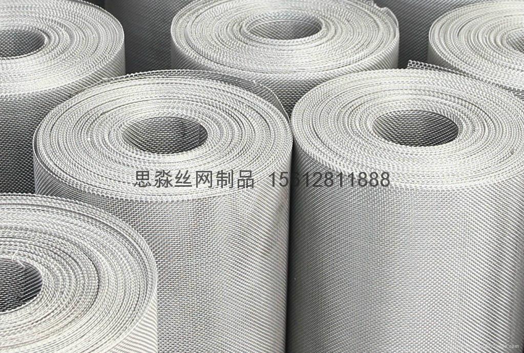 北京304不锈钢密纹网 2