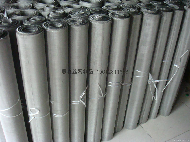 北京304不锈钢密纹网 3