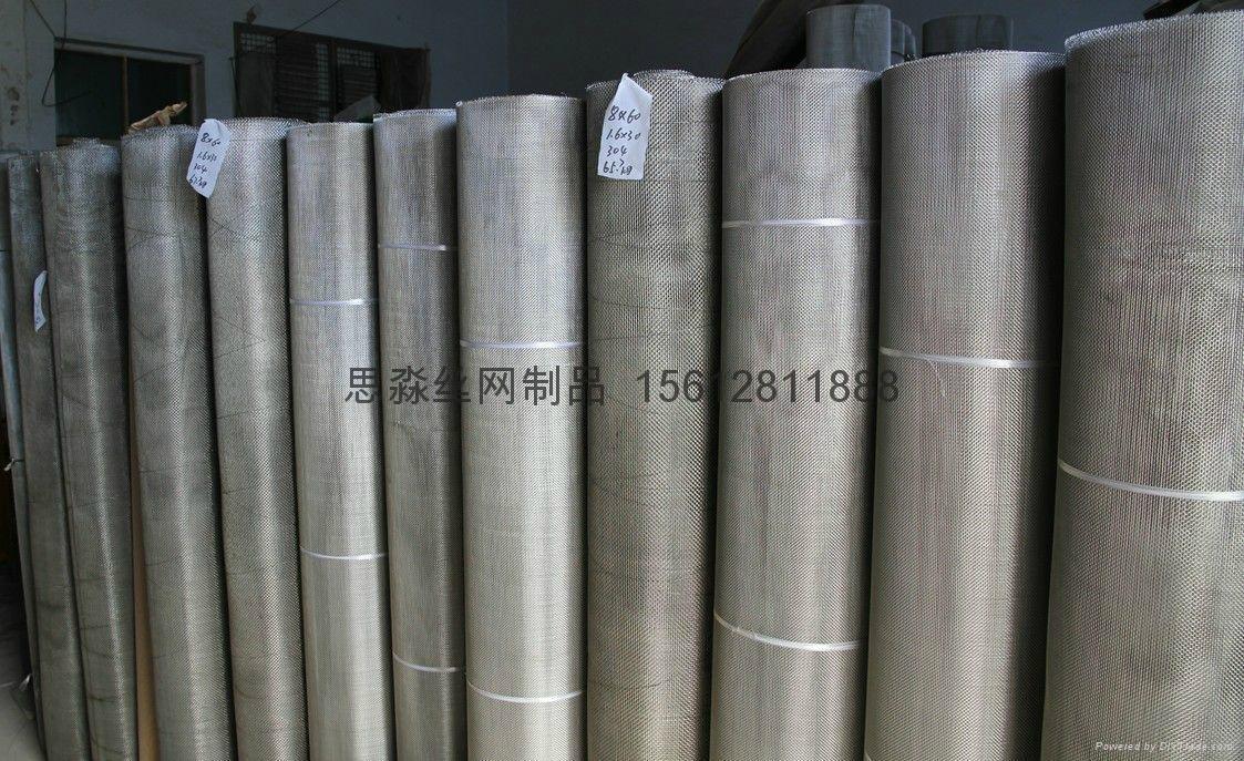 北京304不锈钢密纹网 4