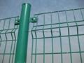 河北现货库存1.8*3.0m双边丝护栏网 2