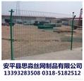 河北现货库存1.8*3.0m双边丝护栏网 3