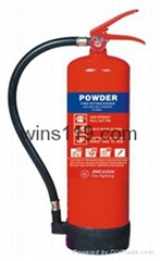 5KG dry powder fire exti
