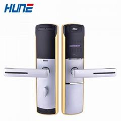 HUNE card lock with access control system