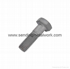Hex Bolts ASTM A325 TYPE 1