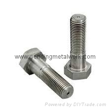 Hex Bolts DIN 6914 CL.HV-10.9
