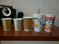 Double wall disposable paper cup for coffee 4