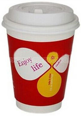 Single wall paper cup 2