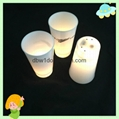 flash cup plastic cup with led light 1