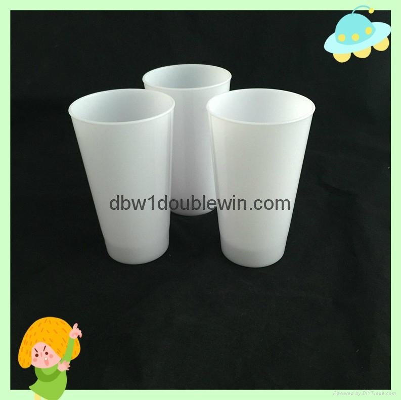 flash cup plastic cup with led light 5
