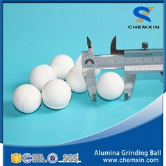 Wear resistance grinding alumina ceramic balls