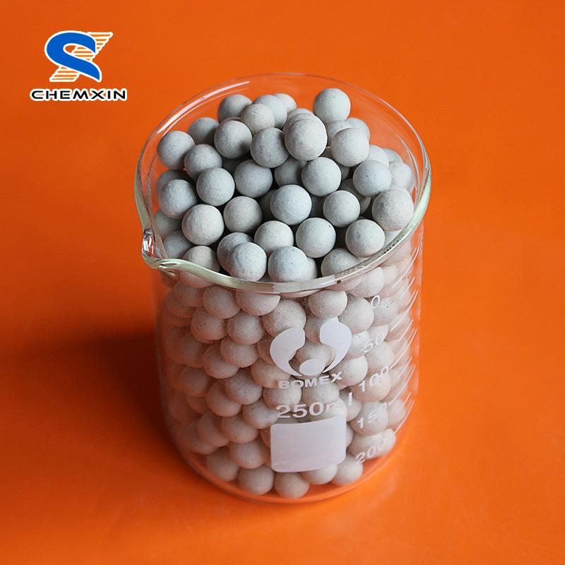 Factory price 25mm~80mm high purity alumina grinding ball with high wear-resista 2