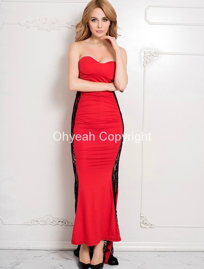 Sexy Lady Party Dress 3