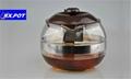 600ml Classic Glass Teapot -