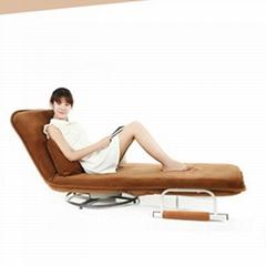 单人折叠床办公室躺椅