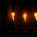 Fire Jet Fountain