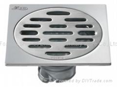 stainless steel floor drain/ shower drain strainer