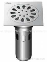 trap seal floor drain/ shower drain/ bathroom drain/ drain strainer