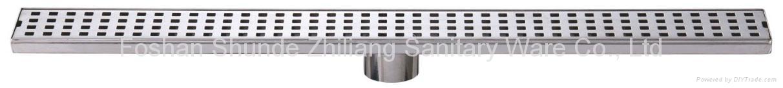 linear floor drain grate grid  1