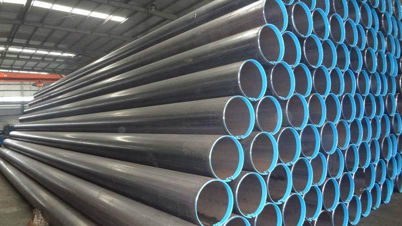 Erw Steel Pipes : Erw welded steel pipes cfst china manufacturer