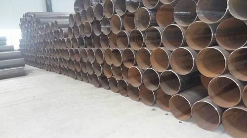 Non-Alloy ERW Steel Pipes 3