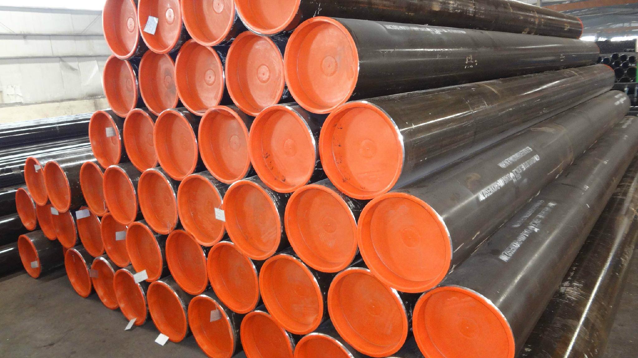 Non-Alloy ERW Steel Pipes 5