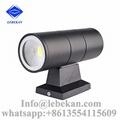 Waterproof IP65 up down 6w 10w 20w 30w 40w outdoor waterproof led wall lighting 1