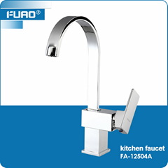 Brass chrome upc 61-9 nsf kitchen faucet